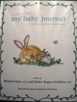 My Early Arrival Baby Journal 1
