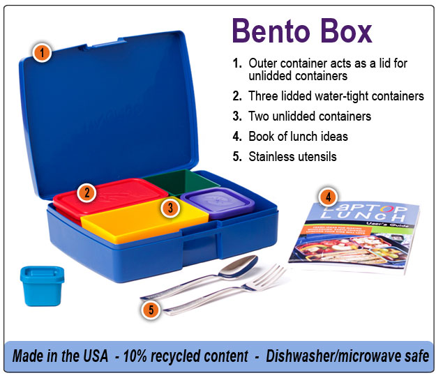 product review bento box accessories by laptop lunches family fun momm. Black Bedroom Furniture Sets. Home Design Ideas