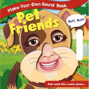 product review make your own sound books board book toddler