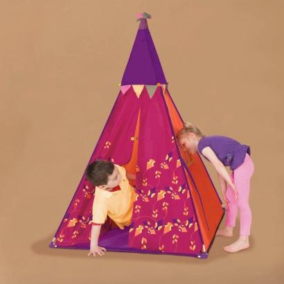 B. TeePee Tent Raspberry (Age 3+) & B. TeePee Tent Raspberry (Age 3+)   Mommau0027s Bacon