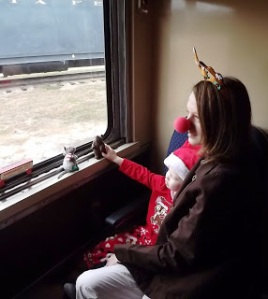 Christmas Train 2012 1