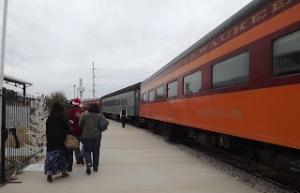 Christmas Train 2012