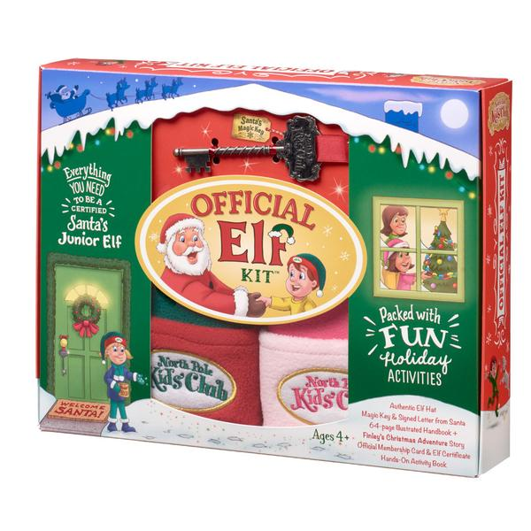 Official elf kit double hat pack from the north pole kids club official elf kit double hat pack from the north pole kids club coupon code mommas bacon spiritdancerdesigns Images